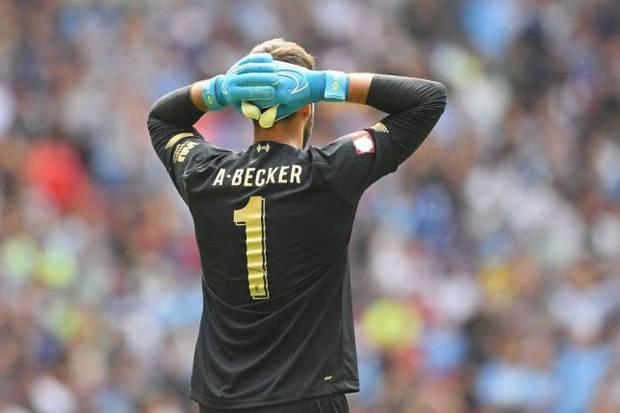 Jelang Laga Lawan Arsenal, Alisson Soroti Penurunan Liverpool