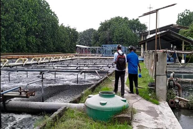 Menjaga Sungai Bengawan Solo, Industri Benahi Pengolahan Limbah