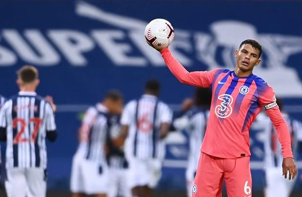 Debut Memalukan Thiago Silva, Chelsea Kebobolan Tiga Gol di Babak Pertama