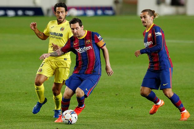Kontribusi Messi Bikin Koeman Catat Debut Indah di Barcelona