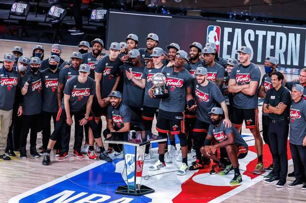 Dalam pertandingan NBA 2020  Heat vs Celtics dimenangkan oleh?