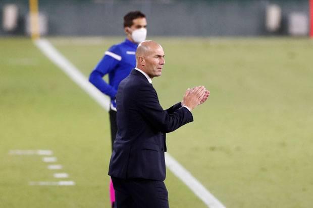 Zidane Akui Hazard Punya Masalah Besar di Real Madrid