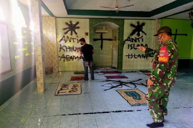 Legislator Golkar Apresiasi Langkah Cepat Polisi Tangkap Pelaku Vandalisme Musala di Tangerang