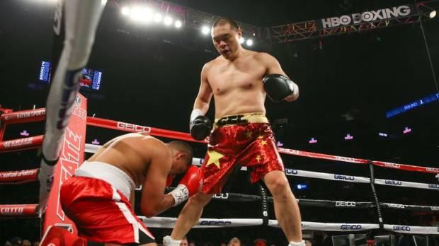 Duel Dahsyat Anthony Joshua Lawan Zhang Zhilei di Sarang Burung