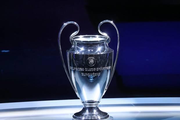 Hasil Undian Babak Grup Liga Champions 2020 21