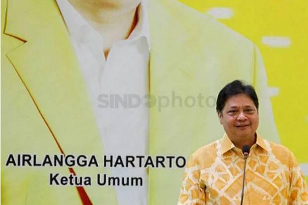 Selain Iriana Jokowi, Ketum Golkar Airlangga Hartarto Juga Berulang Tahun Hari Ini