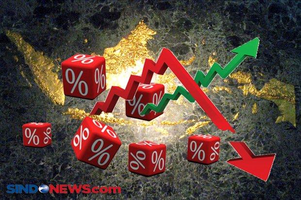 Resmi Nih! September Deflasi 0,05%
