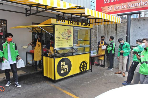 MBV dan Kulo Grup Hadirkan Kemitraan Terjangkau Mo Tahu Aja!