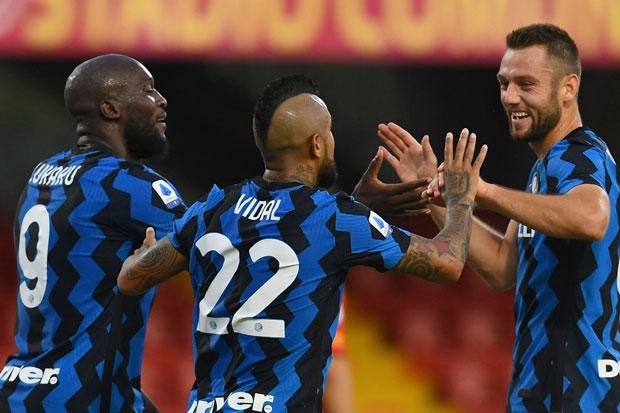 Menang Meyakinkan, Antonio Conte Senang Perfoma Inter Milan