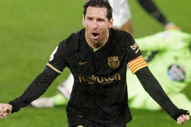 10 Pemain Barcelona Sukses Bungkam Celta Vigo