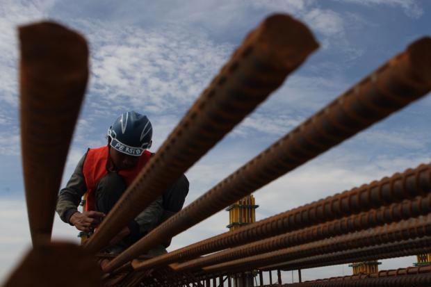 PUPR Bulukumba Pastikan Pengerjaan Jembatan Bialo Dilanjut 2021