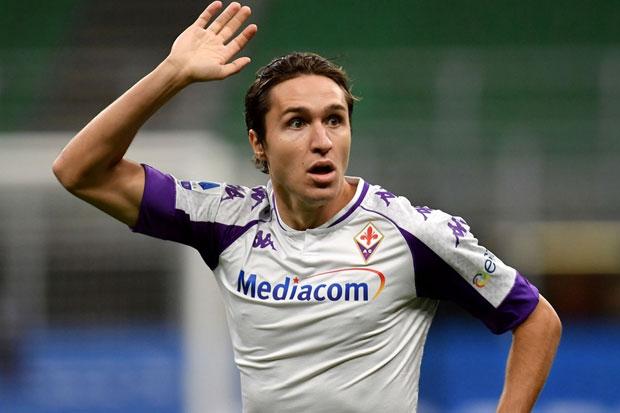 Juventus Datangkan Chiesa dari Fiorentina dengan Status Pinjaman