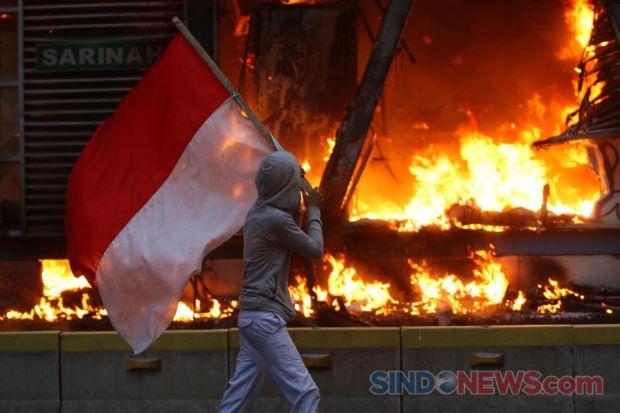 Geger Demo Tolak Omnibus Law, Investor Asing Ikut Sedih