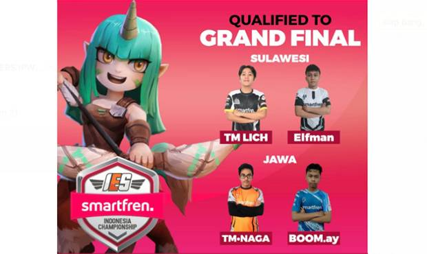26 Tim Berebut Gelar Juara Esport Indonesia Championship 2020