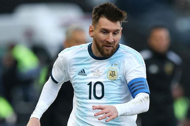 Jelang Kualifikasi, Scaloni Sebut Messi Tetap Bahagia Bela Argentina
