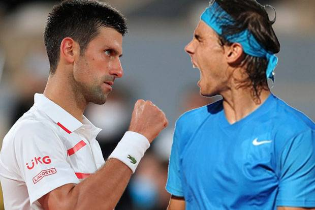 Saling Jegal, Ini Sejarah Pertemuan Djokovic vs Nadal di Final Grand Slam