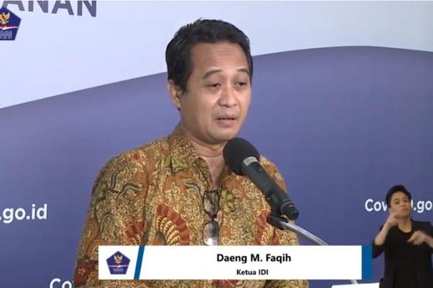 IDI Ungkap Jumlah Tes Covid-19 Indonesia Kalah dari Malaysia dan Filipina