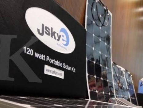 JSKY Dukung Pengembangan EBT, Produsen Panel Surya Genjot Produksi