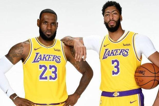 Kunci Sukses Lakers; Respek dan Persahabatan Sejati Anthony Davis-LeBron James