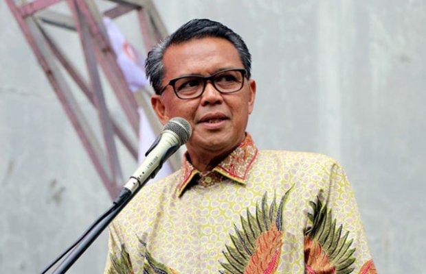 Gubernur Apresiasi Presiden Jadikan Sulsel Contoh Tangani COVID-19