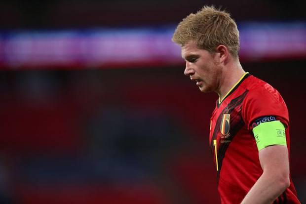 De Bruyne Pulang ke Manchester City dalam Kondisi Cedera