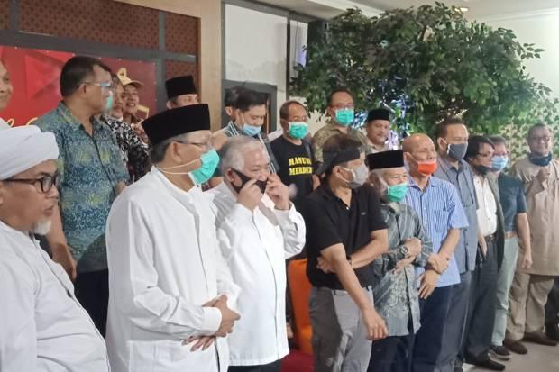 Petinggi KAMI Ditangkap, Ini Tanggapan Din Syamsuddin