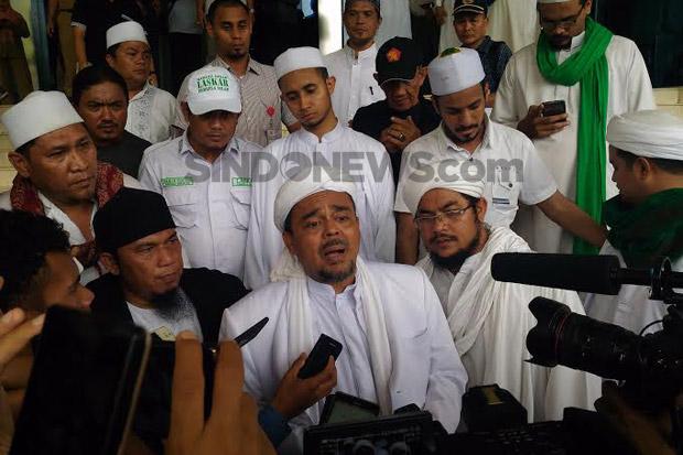 Dubes RI Sebut Habib Rizieq Belum Diizinkan Keluar dari Arab Saudi
