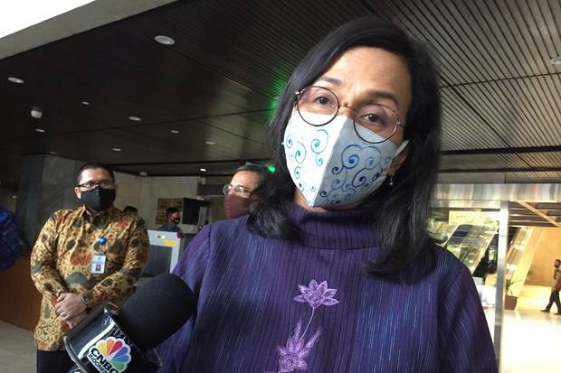 Sri Mulyani Berbagi Pengalaman Bagaimana RI Peduli Isu Perubahan Iklim
