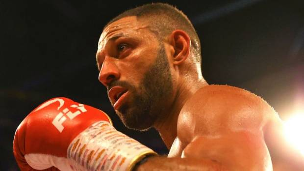 Nekat! Kell Brook Single Fighter tanpa Pelatih Lawan Raja Welter WBO