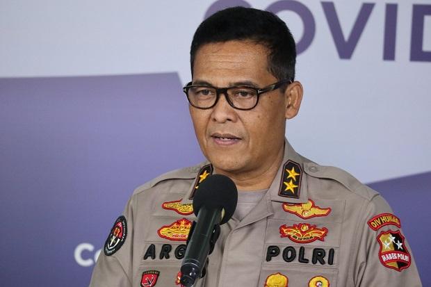 Sembilan Anggota KAMI Tersangka, Polri: Tidak Ada Penangguhan