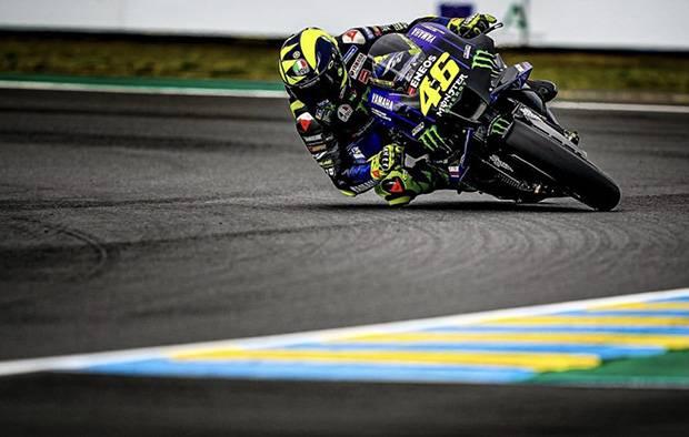 Rapor Merah Valentino Rossi Jelang MotoGP Aragon 2020