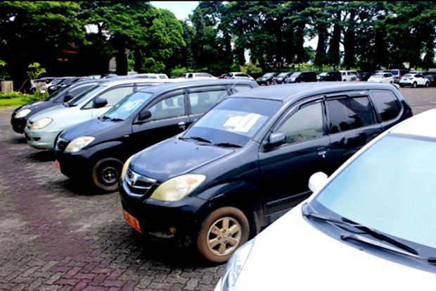 28 Kendaraan Dinas di Lingkup Pemprov Sulsel Akan Dilelang