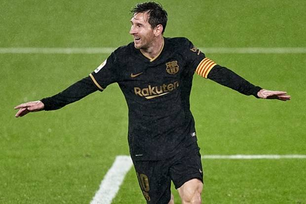 Lionel Messi Mulai Bosan Cetak Gol