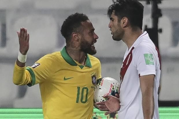 Bek Peru Ledek Neymar Seperti Badut