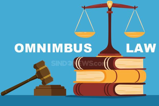 Survei Indometer Sebut 90,1% Publik Setuju UU Omnibus Law Ciptaker
