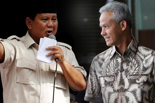 Prabowo-Ganjar Bersaing Ketat, Kang Emil-Anies Potensial Cawapres