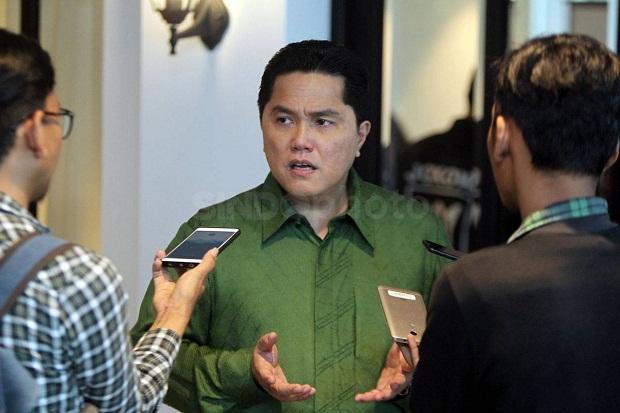 Kabar Baik Erick dari Swiss, Apresiasi Kepercayaan Negara Lain Terhadap Indonesia