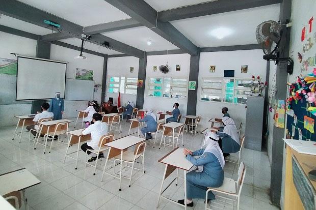 Berhasil Tekan COVID-19, Pemkot Masih Hati-hati Buka Aktivitas Sekolah