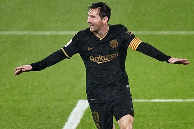 Prioritaskan Tim, Lionel Messi: Saya Kurang Terobsesi Mencetak Gol