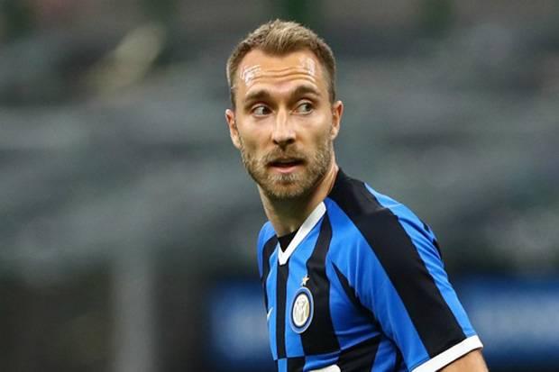 Jelang Derby Milan, Conte Janji Bakal Mainkan Eriksen