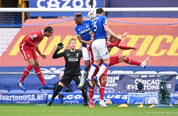 Babak I: Adrian Blunder, Gol Sadio Mane Dibalas Everton