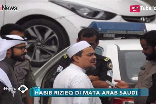 Isu Kepulangan Habib Rizieq Bertujuan Menggoyang Pemerintahan Jokowi