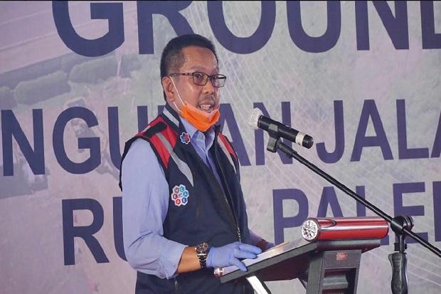 Waskita Geber Tol Palembang-Betung, Ekonomi Warga Bakal Terdongkrak