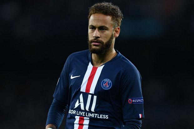 Pelatih PSG Pastikan Neymar Siap Tampil Lawan Manchester United
