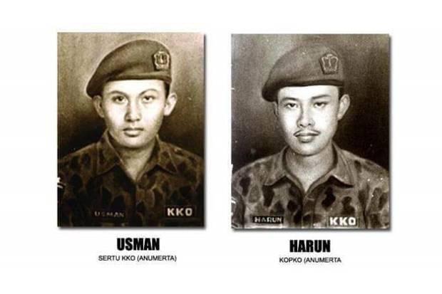 Kisah Usman-Harun dan Konfrontasi Indonesia-Malaysia