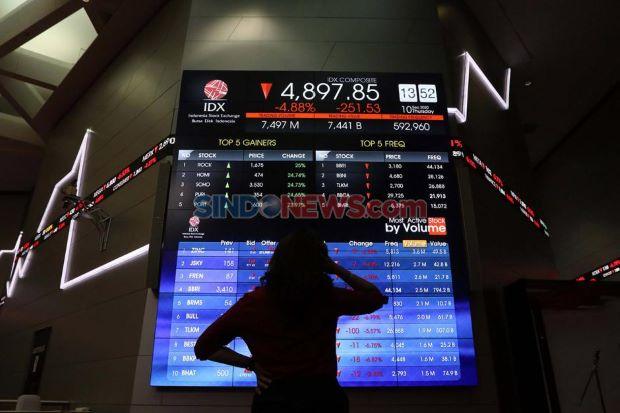 Sempat Nyungsep, Pasar Modal RI Masih Unggul Dibandingkan Negara Tetangga