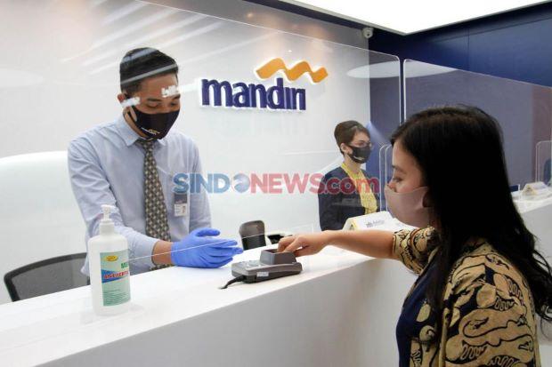 Fokus ke UMKM, Penyaluran Dana PEN Bank Mandiri Sudah Rp44,88 Triliun