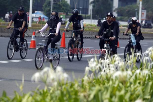 Asyik-asyik Joss! Bus JR Connection Kini Dilengkapi Bagasi Buat Sepeda Lho..