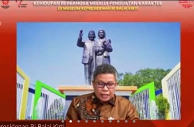 Taufan Pawe Paparkan Pemikiran Pendirian Museum BJ Habibie
