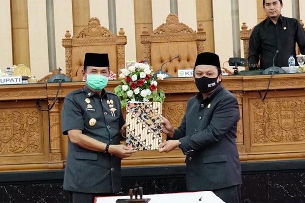 Bupati Apresiasi Anggota DPRD Kabupaten Luwu